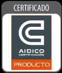 CERTIFICADO - Certificado AIDICO