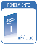RENDIMIENTO LITROS - 8/12