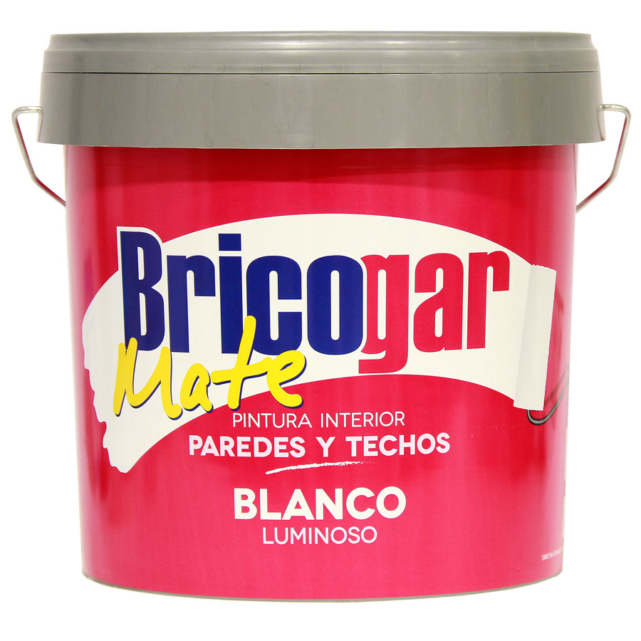 Bricogar Interior (Paredes y Techos)