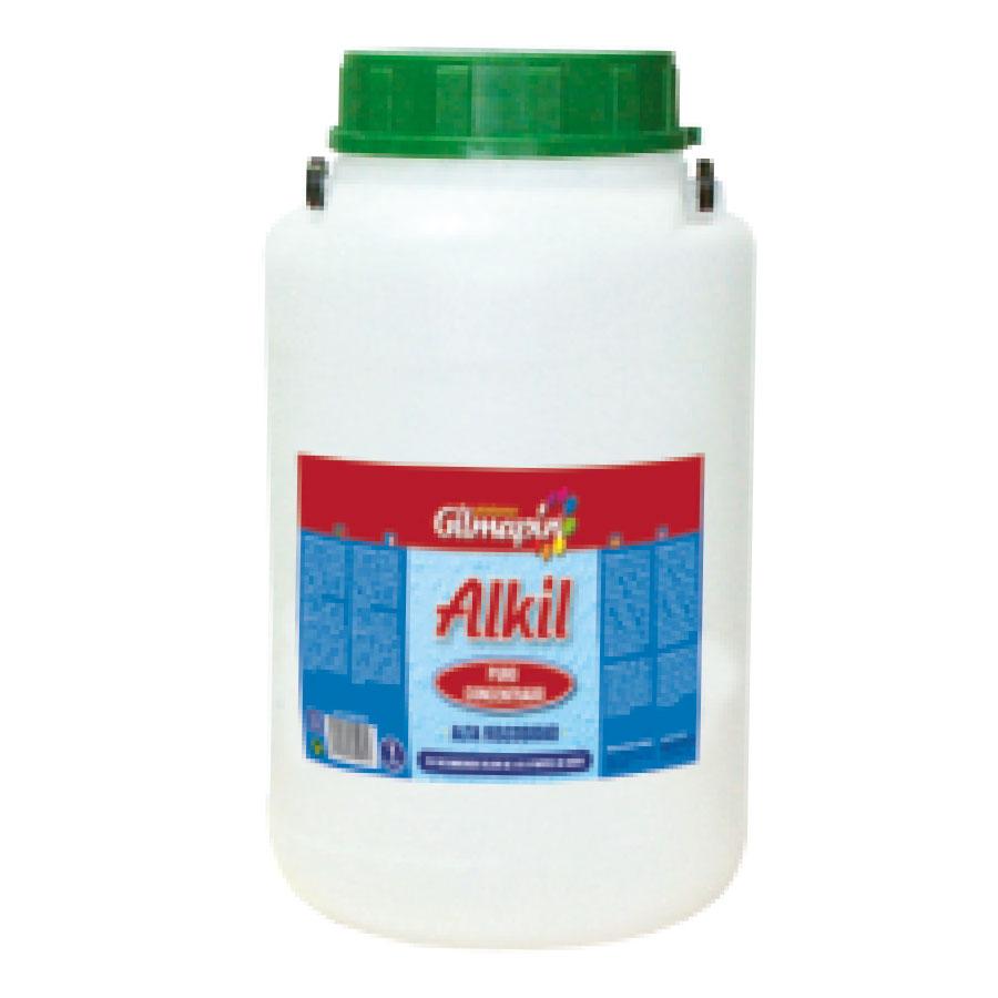 Alkil Puro