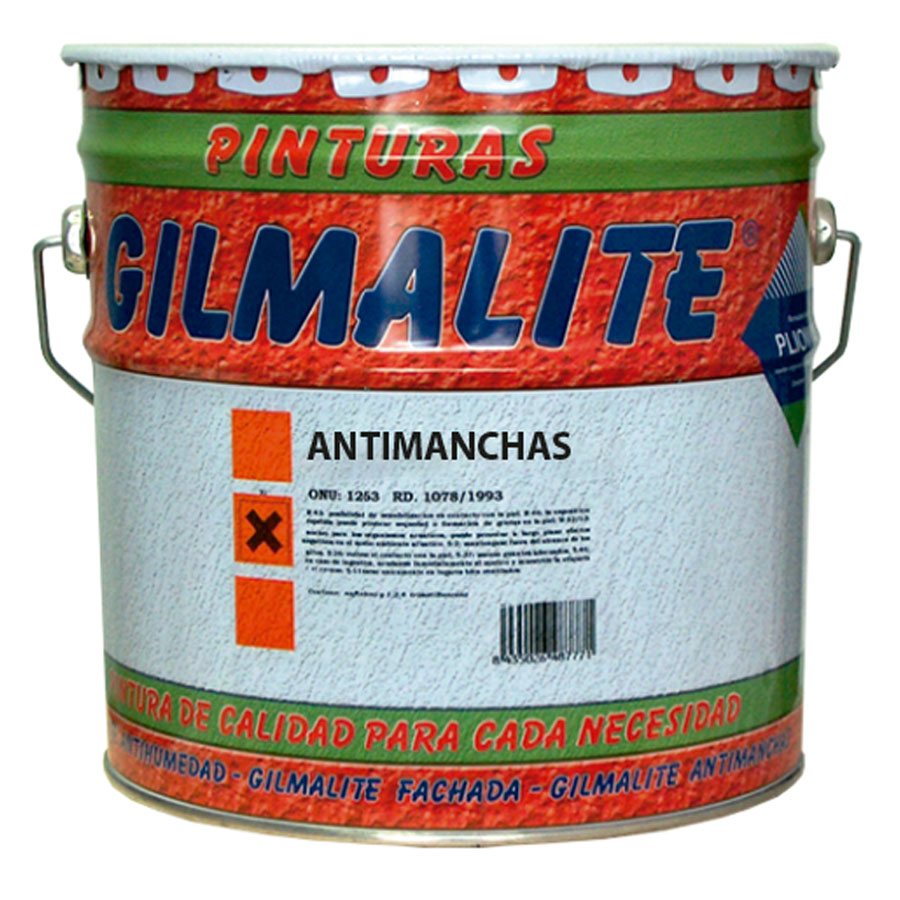 Gilmalite Antimanchas